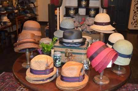 Goorin Brothers hats, www.stylemadeinusa.wordpress.com